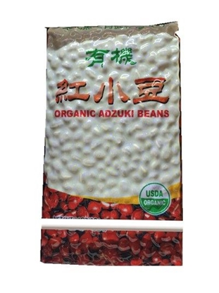 Picture of Organic Adzuki Beans 有机红小豆