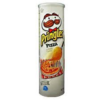Picture of Pringles| pizza 品客薯片披萨味 5.5oz