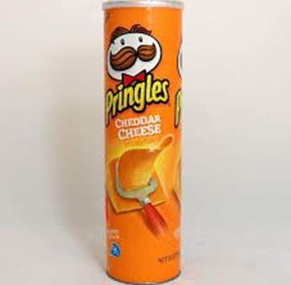 Picture of Pringles| Cheddar cheese  6.7oz