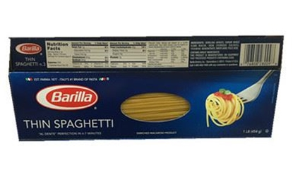 Picture of Barilla|Thin Spaghetti 意大利面 454g