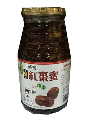 Picture of Jujube Tea 韩国红枣蜜 1kg