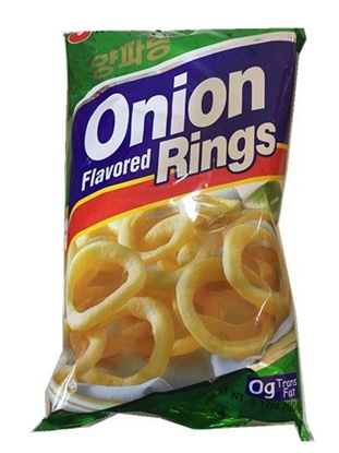 Picture of N.S. | Onion Ring 农心牌 洋葱圈 90g