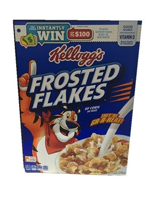 Picture of Kellogg's | Frosted Flakes 麦片 298g