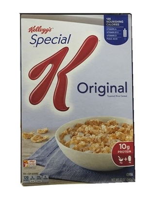 Picture of Kellogg's | Special K Original 麦片 340g