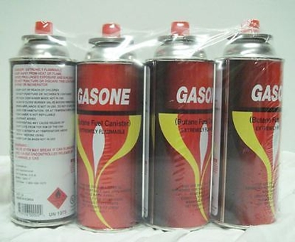 Picture of Gas One|Butane Gas 燃气(用于瓦斯炉)四个