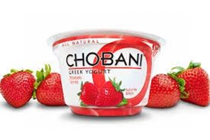 Picture of CHOBANI|Yogurt Strawberry