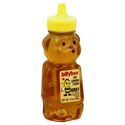 Picture of Billybee|Bear Honey 340g