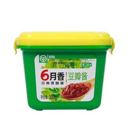 Picture of Garlic bean sauce 6月香|豆瓣酱 500g