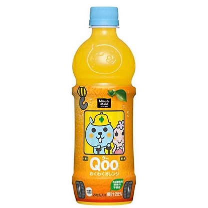 Picture of Minute Maid Qoo (soft drink orange)