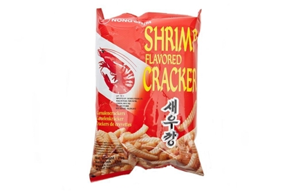 Picture of NS shrimp cracker |虾条 75g