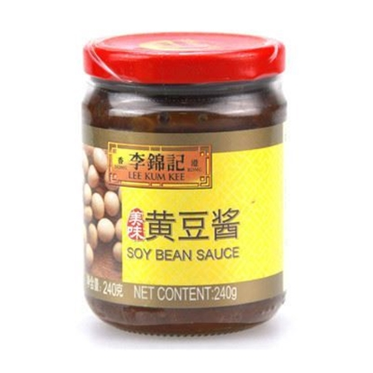 Picture of Soy Bean Sauce 李锦记|黄豆酱 240g