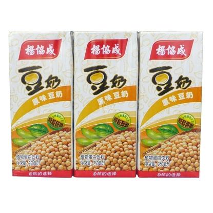 Picture of 杨协成|原味豆奶 6*250ml