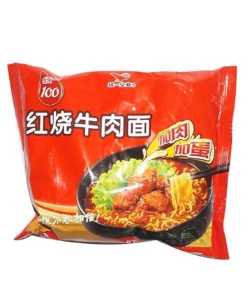 Picture of 统一|红烧牛肉面 袋装110g
