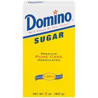 Picture of Domino Sugar|白糖 2LB