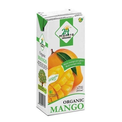 Picture of Mantra Organic Mango 33.8oz