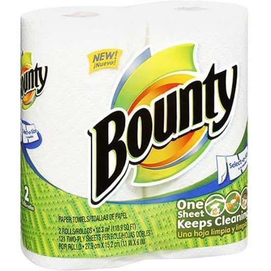 Picture of Bounty|Paper Towel 2rolls/pack