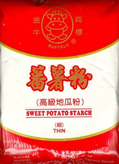 Picture of 金牛牌|番薯粉 453g