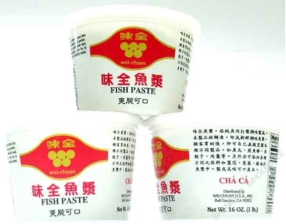 Picture of 味全|鱼浆 1lb