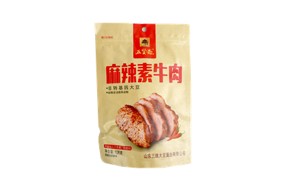 Picture of 五贤斋 麻辣素牛肉(袋)(重108g)