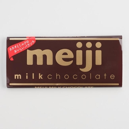 Picture of Meiji|牛奶黑巧克力