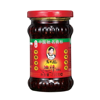 Picture of 老干妈|油辣椒 210g
