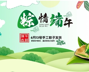 Picture for category 端午节粽子