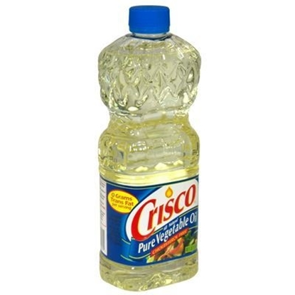 Picture of Crisco|Pure Vegetable oil 48oz