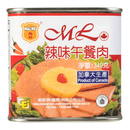 Picture of 梅林|辣味午餐肉 340g