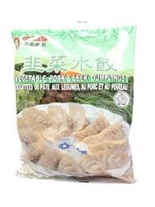 Picture of 全美 韭菜水饺 20oz