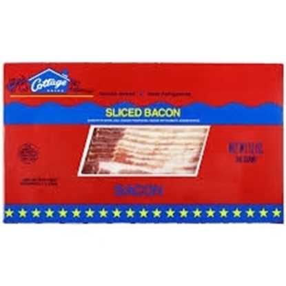 Picture of Cottage Sliced Bacon 12oz