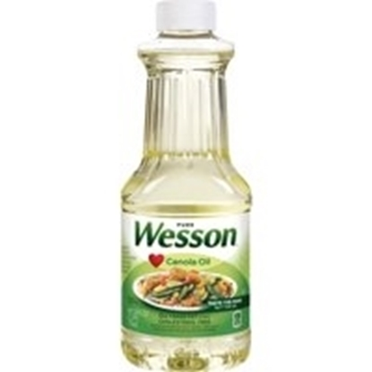 Picture of WESSON|菜籽油(canola oil)710ml