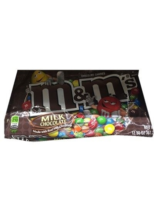 Picture of m&m | milk chocolate 牛奶巧克力豆 12.6oz