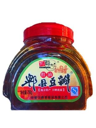 Picture of 红油|郫县豆瓣 750g