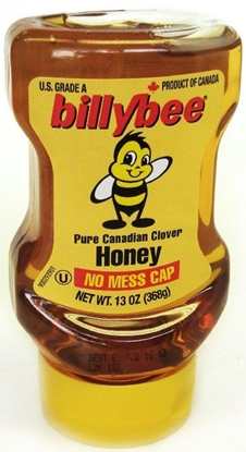 Picture of billybee|Bottle Honey 368g