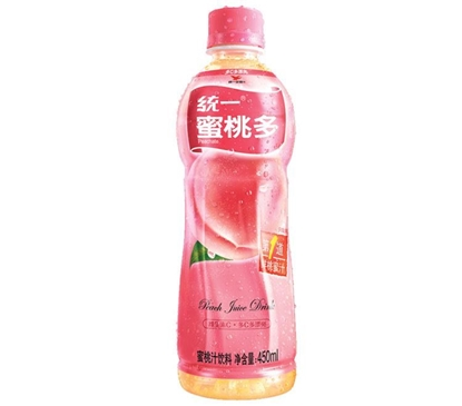 Picture of 统一|蜜桃多 450ml