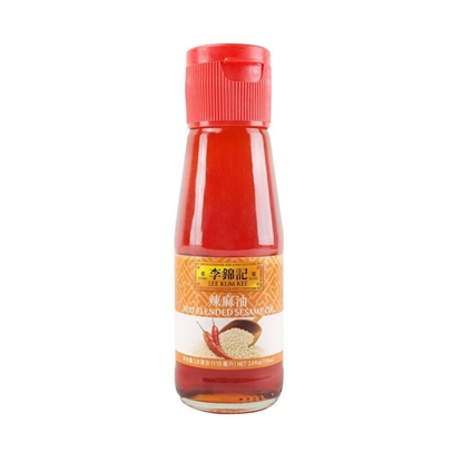 Picture of Hot Blended Sesame Oil 李锦记|辣麻油  3.9oz
