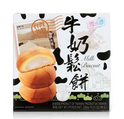 Picture of 雪之恋|牛奶松饼