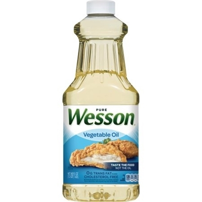 图片 WESSON|蔬菜油(vegetable oil) 1.42L