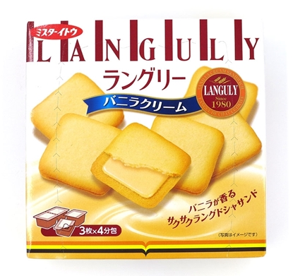 Picture of LANGULY|夹心饼干奶油味
