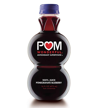 Picture of POM|100% Pomegranate Blueberry Juice 473ml