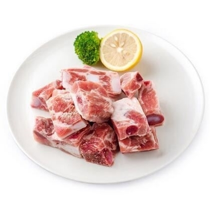 Picture of Chopped spare ribs